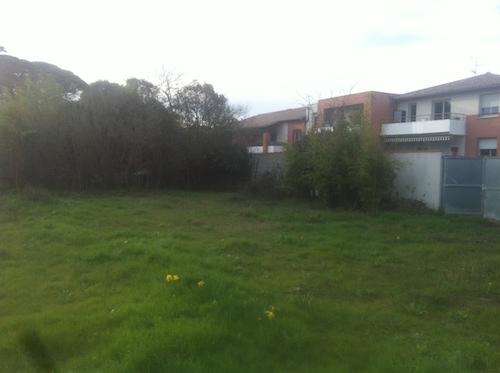 Terrain vendre toulouse 31200 pour projet de for Projet de construction terrain maison