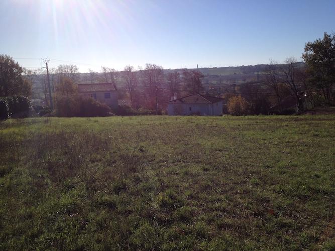 terrain sur la commune de VERFEIL pour un projet de construction de maison individuelle