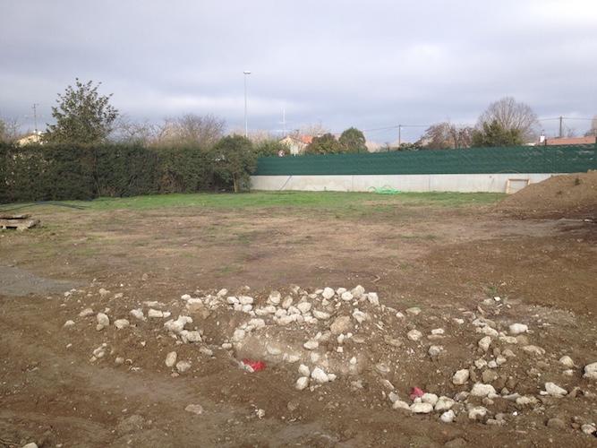 vente terrain constructible pour projet de construction à porte-sur-garonne 31120