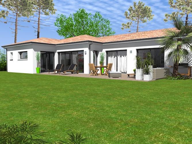 Construction d'une maison individuelle sur la commune de SAINT ALBAN 31140