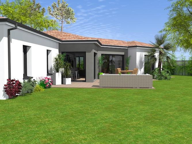 Construction d'une maison individuelle sur la commune de castelnau d'estretefonds 31620